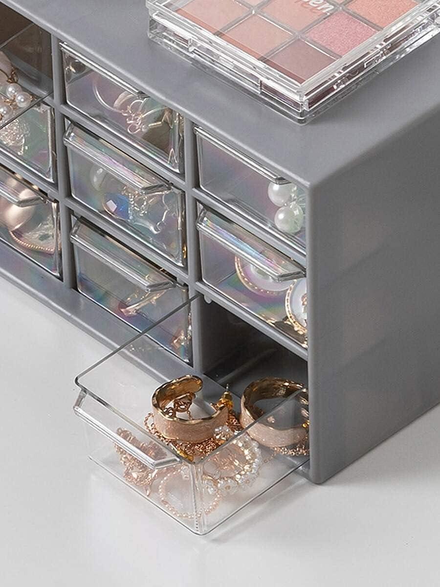 Jzhi Jewelry Box 1pc Desktop One-Siz Storage Gifts Large special price Size :