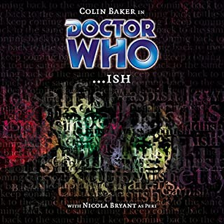 Doctor Who - ...ish cover art