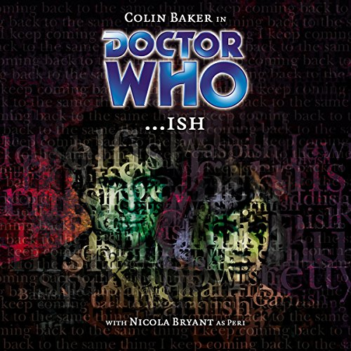 Doctor Who - ...ish audiobook cover art