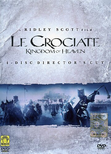 Le Crociate (Director's Cut) (Limited) (4 Dvd)