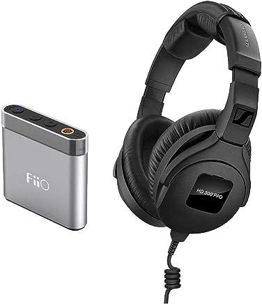 Sennheiser HD 300 Pro Collapsible High-End Headphone (w/ A1 Amp)