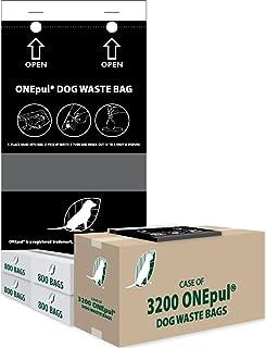 SINGLpul Header Dog Waste Bags