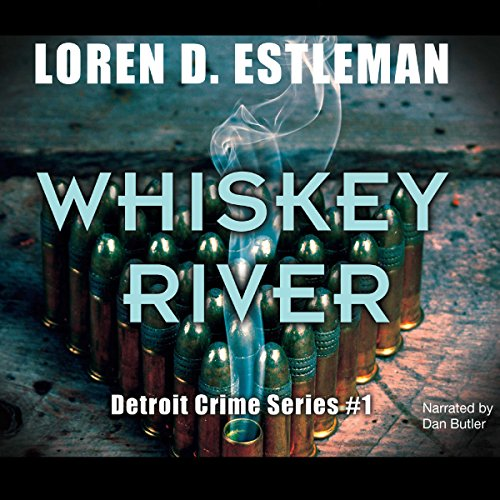 Whiskey River audiobook cover art