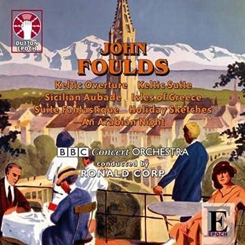 John Foulds - Keltic Suite