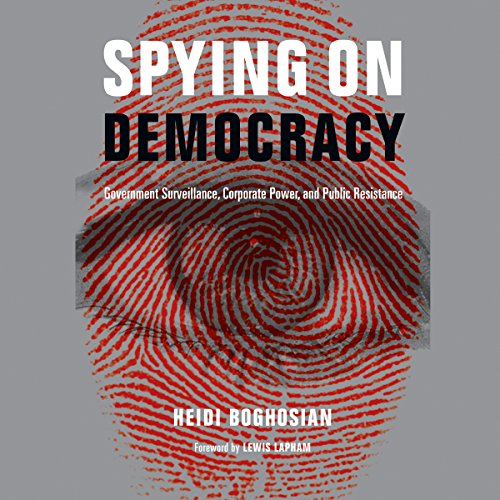 Spying on Democracy cover art
