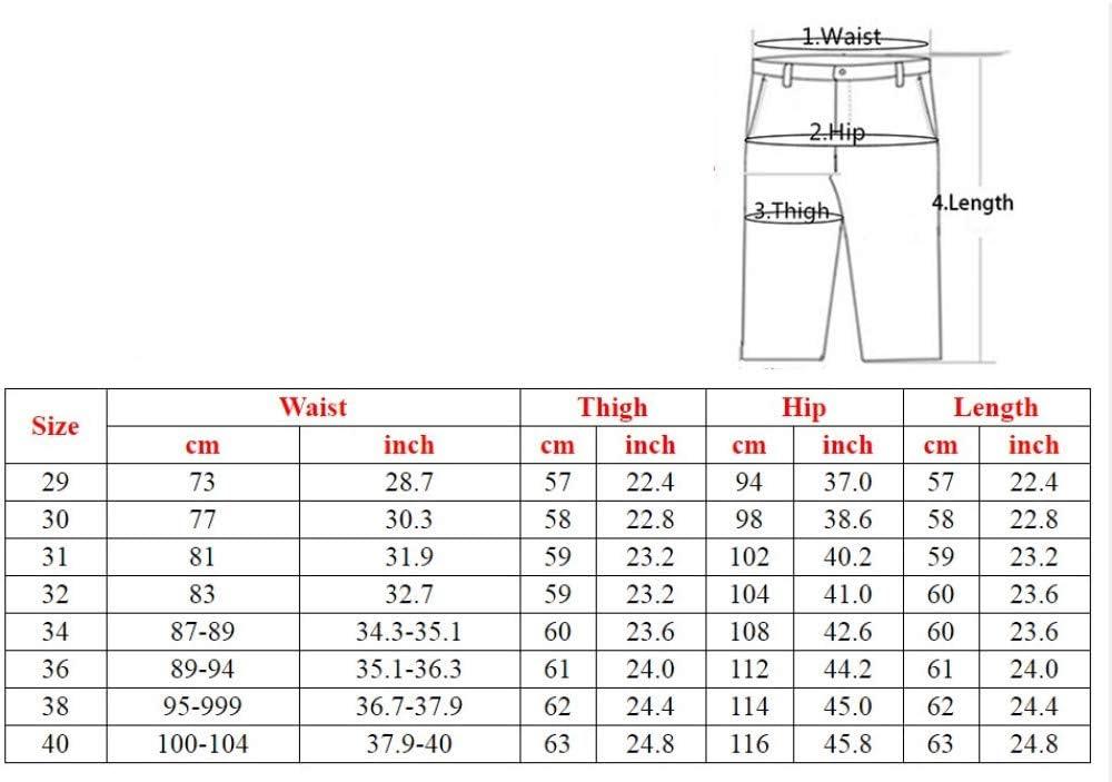 YUFUFU Shorts Shorts pour Hommes Hommes Coton Pantalons Courts de Travail lâche, Plus la Taille jaune foncé