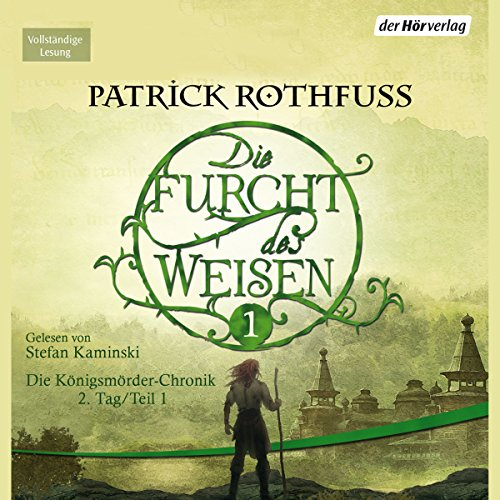 Die Furcht des Weisen 1     Die Königsmörder-Chronik 2.1              Written by:                                                                                                                                 Patrick Rothfuss                               Narrated by:                                                                                                                                 Stefan Kaminski                      Length: 27 hrs and 1 min     Not rated yet     Overall 0.0