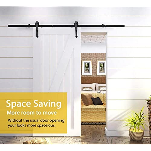 Sliding Barn Door Hardware Amazon Co Uk