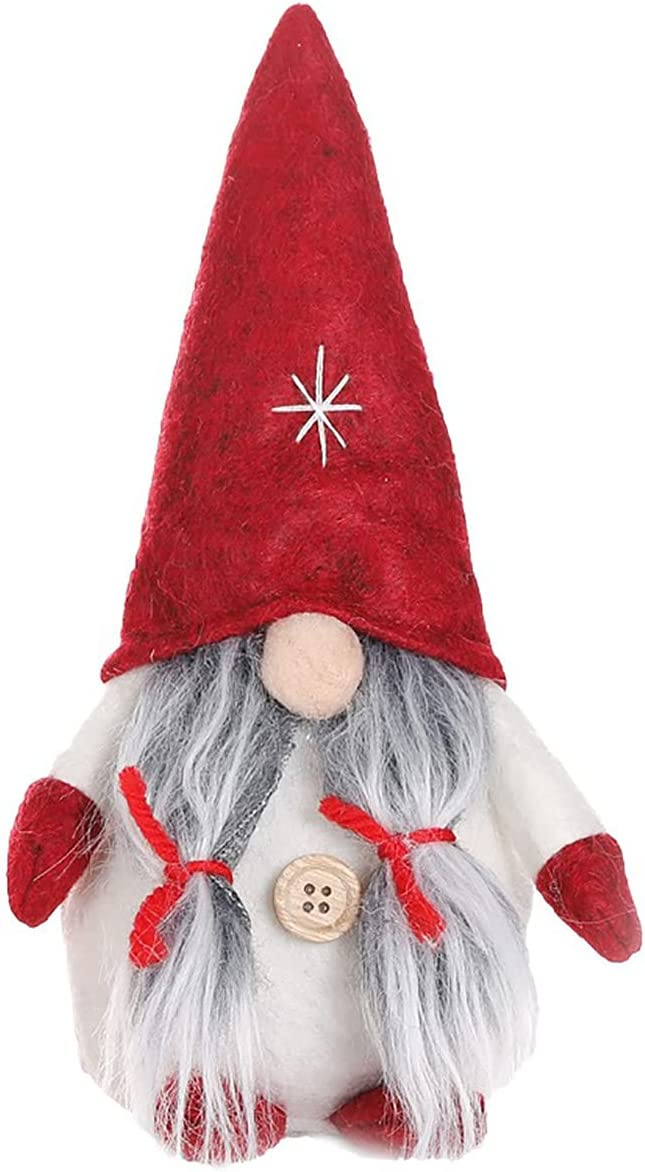 BEIAKE Halloween Max 50% OFF Dwarf Faceless Doll Decorations Plush for Props Superior