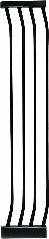 Bindaboo Pet Gates - 10.5 Extra Tall gate Extension, Black