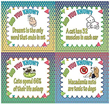 Unique Personalized Themes Designs Teens Waterproof 10-Sheet 10 X 12pcs Any Flat Surface DIY Decoration Art Decal for Boys /& Girls Creanoso African Countries Fact Stickers Individual Small Size 2.1 x 2 Inches Children Total 120 pcs