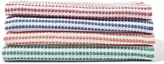 White Rose RK 112 4 Pieces Assorted Kitchen Towel Set, Multicolour - 45x70 cm