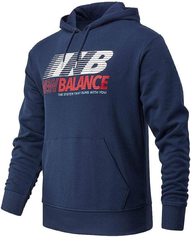 New Balance Men's Speed Hoodie Virginia Beach Mall Essentials Save money