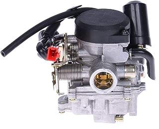 Vergaser Kunststoffdeckel mit Beschleunigerpumpe Fiddle II 50 AW05W   4 Takt 08 13