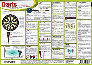 Darts: Regeln, Abläufe, Maße und Finish-Listen im Dartspor
