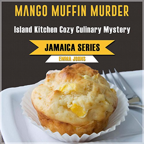 Mango Muffin Murder audiobook cover art