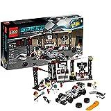 LEGO Speed Champions - Puesto de reparación de McLaren Mercedes (6100011)