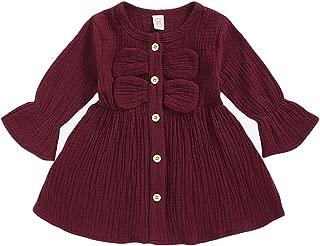 Best baby girl maroon dress Reviews
