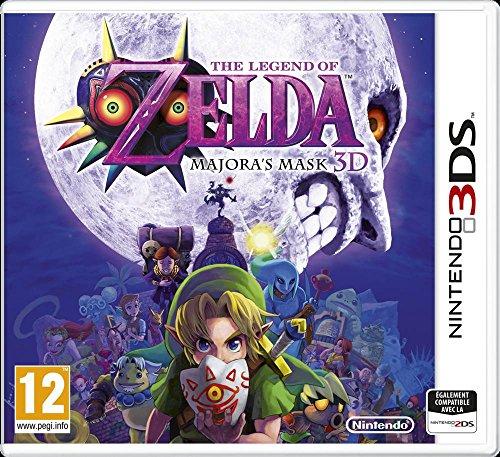 The Legend Of Zelda: Majora's Mask 3D [Importación Francesa]