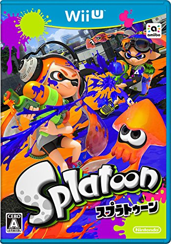 Splatoon (スプラトゥーン) [Wii U]