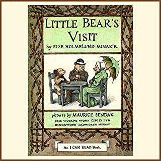 Little Bear's Visit audiobook cover art