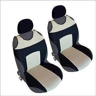 CSC406S colore: nero motivo: maglietta Set di coprisedili