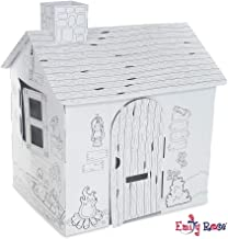 Best doll house made of carton Reviews
