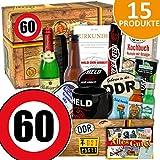 Männer Paket DDR / Geburtstag 60 / Geschenk Box für Opa / Männer Box DDR