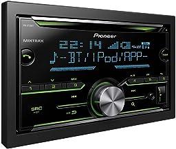 Pioneer FH-X730BT FH-X730BT-Sintonizador de CD Doble (Pantalla LCD, Bluetooth, MIXTRAX, USB), Negro