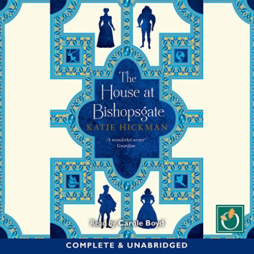 The House at Bishopsgate audiobook cover art