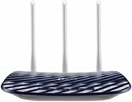 TP-Link AC750 Dual Band Wireless Cable Router, 4 10/100 LAN + 10/100 WAN Ports, Support Guest Network and Parental...