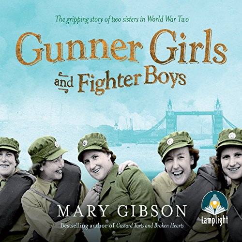 Gunner Girls and Fighter Boys audiobook cover art