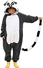 Unisex Adult Pyjamas Halloween Costume One Piece Animal Cosplay Onesie