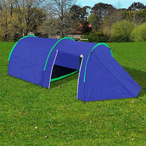 SENLUOWX Tienda campaña Camping impermeable 4personas