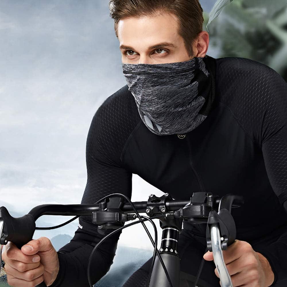 Bandana Multifunktionstuch Herren Damen f/ür Outdoor Radsport Ski Motorrad Laufen Kibon Schlauchschal