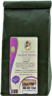 swedish bitters dry herbs