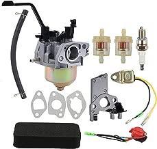Butom GX160 Carburetor with Air Filter Tune Up Kit for Honda GX120 GX200 GX168 168F 5.5HP 6.5HP 163cc 196cc Engine Generator