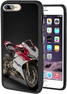 Case Fit for iPhone 8 Plus (2017) and iPhone 7 Plus (2016) 5.5-Inch 1299 Anniversario Ducati Panigale