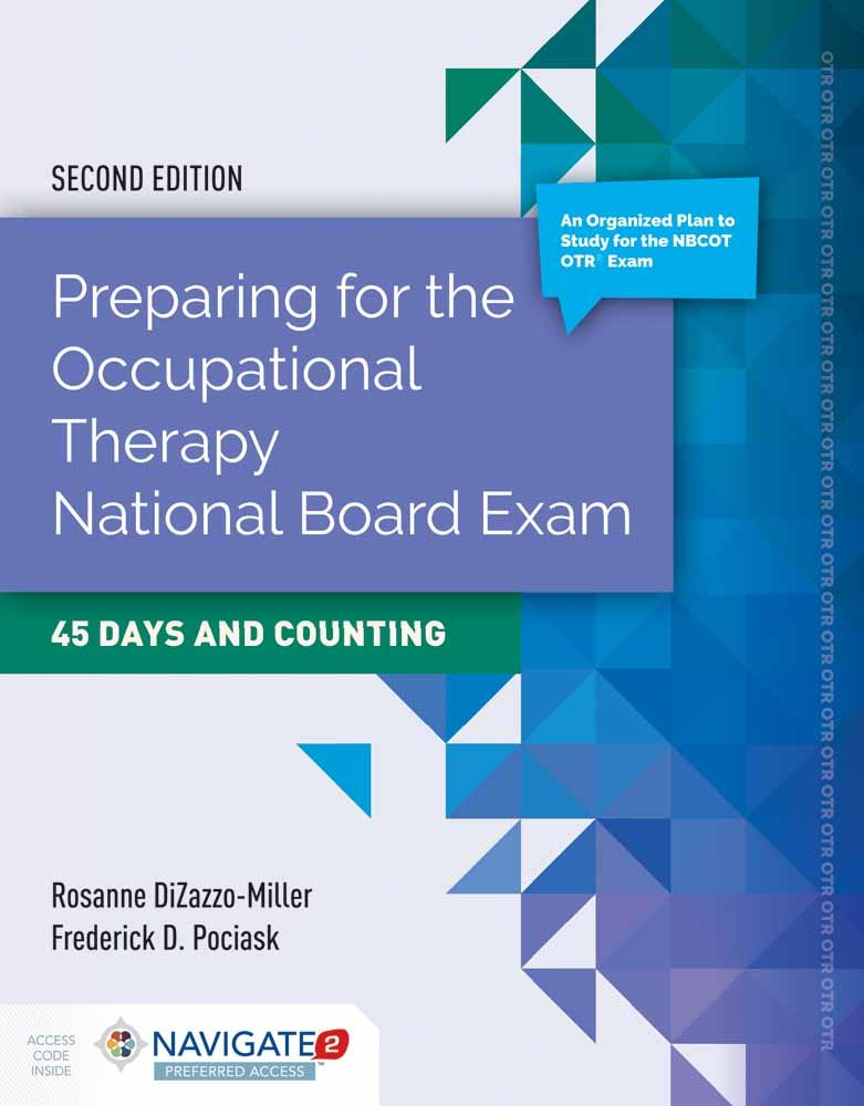 Preparing Occupational Therapy National Board