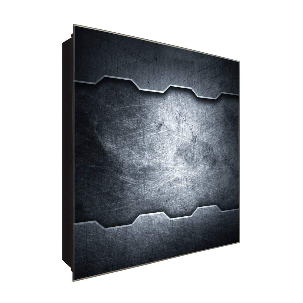 FLUX-objects Porte-cl/és Mural magn/étique en Ardoise 30/x 20/cm