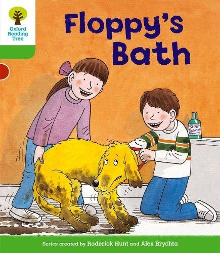 Oxford Reading Tree: Level 2: More Stories A: Floppy's Bathの詳細を見る