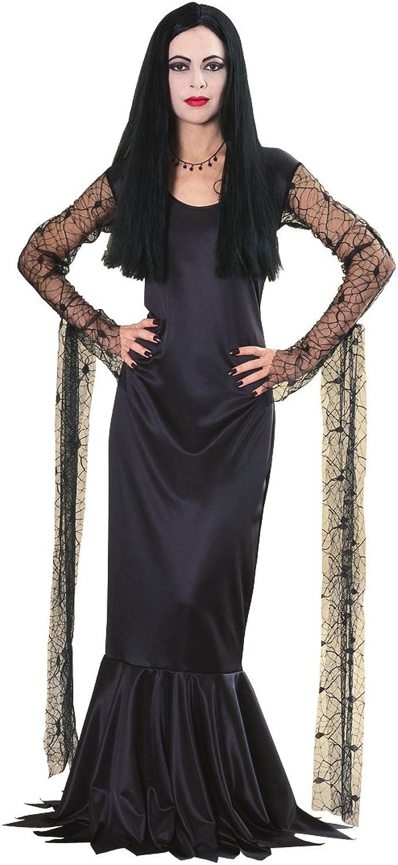 The Addams Family Mortica Kostüm Halloween für Damen Damenkostüm Grufti Horror Grusel Halloweenkostüm Gr. M   40 - 42 B000H1ZTNA Üppiges Design    Kompletter Spezifikationsbereich
