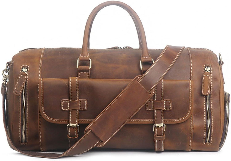 Bolsa de viaje multifunción Wateproof para herren Mnnliche Handtaschen Groe Kapazitt Umhngetasche Weekend Bag Für Mnner Bolsa de viaje Duffel Weekender
