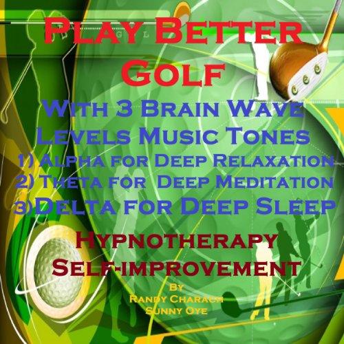 Play Better Golf audiobook cover art