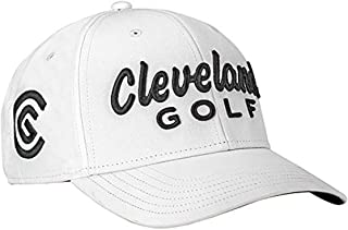 Cleveland Golf Men's Structured Hat (One Size Fits All)