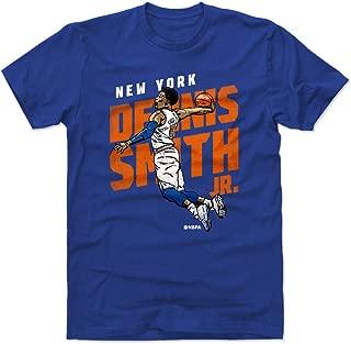 Dennis Smith Jr. Shirt - New York Basketball Men's Apparel - Dennis Smith Jr. Slam