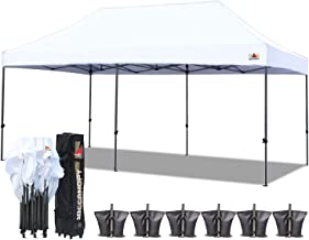 Best commercial grade instant canopy Reviews