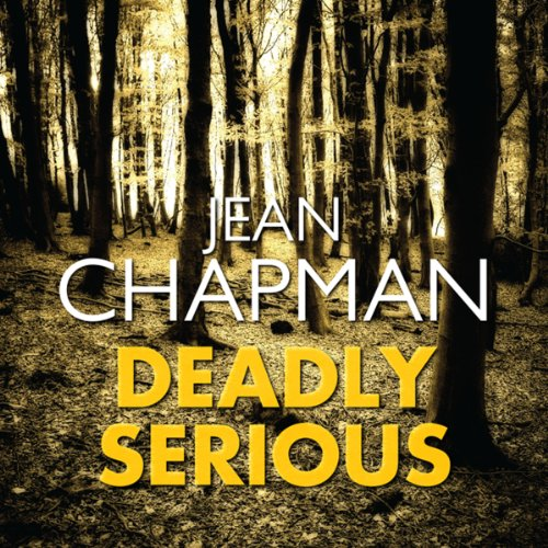 Deadly Serious audiobook cover art