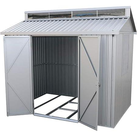 Duramax 01072 Caseta de Aluminio es la única en el Mundo 100% reciclable