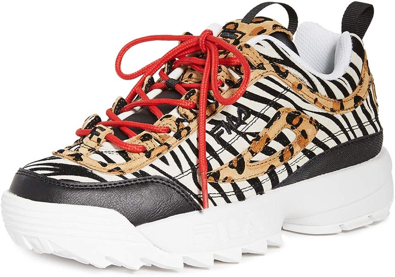 Fila Women's Disruptor II Animal Sneakers